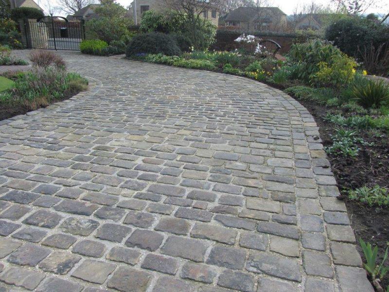 Traditional Stone Driveways Yorkshire Driveways